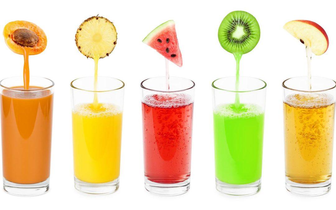 El zumo de fruta NO es fruta